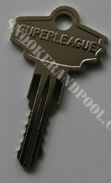 Superleague And Supreme Pool Table Key Snookerandpoolcouk - Pool table key