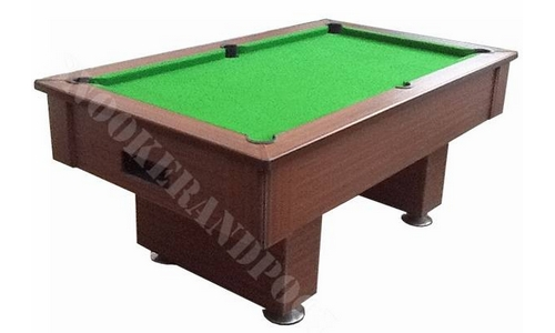 Master Freeplay Slate Bed Pool table