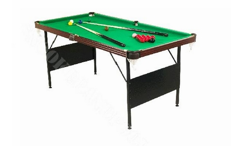 Foldaway Snooker Table