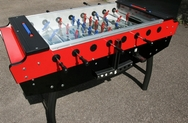 Striker Coin Operated Football Table
