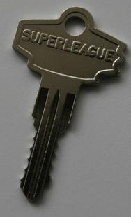 Pool Table Keys