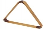Light Wooden Snooker Triangle for 2.1/16