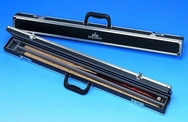 Silver Flash 2pce Snooker and Pool Cue Case