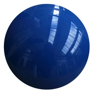 Single Blue Snooker Ball