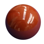 Single Brown Snooker Ball