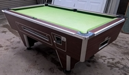 7ft Supreme Coin Operated Pool Table