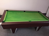 7ft Reconditioned Pool Table