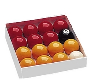 English League Pool Balls