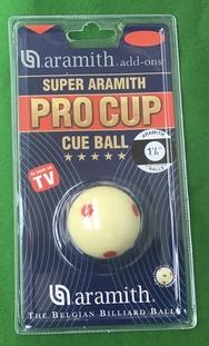 Aramith Pro Cup Pool Ball
