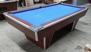 7ft Slimline Slate Bed Pool Table