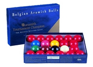 Tournament Snooker Balls 2.1/16