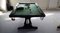 Solid Hardwood Pool Table