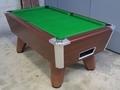 7ft Supreme Slate Bed Pool Table