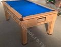7ft Slimline Prince Pool Table