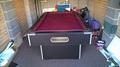 6ft Slimline Slate Bed Pool Table