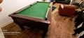 7ft Slate Bed Used Pool Table