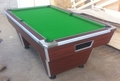 Supreme 7ft Slimline Pool Table,