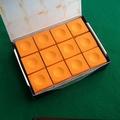 Pro Cup Pool Chalk (Orange)