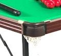 Foldaway Snooker Table