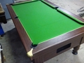 7ft Excel Reconditioned Pool Table