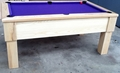 Ash Pool Table