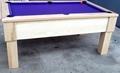 Ash Pool Table