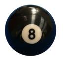 Single Pool Balls