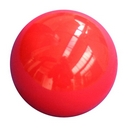 Single Red Snooker Ball