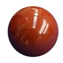 Single Brown Snooker Ball