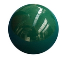 Single Green Snooker Ball