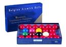 Tournament Snooker Balls 2.1/16